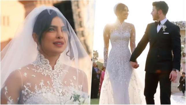 Get the Look: Priyanka Chopra's Wedding
