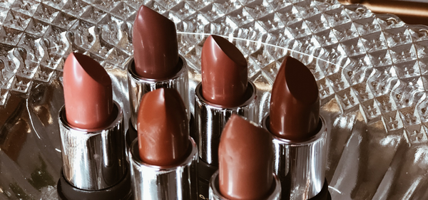 Nude Lipsticks for People of Color