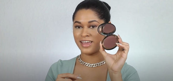 Sunkissed Bronzer Collection Try On and Review!