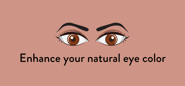 Enhance Your Natural Eye Color: Work With What You Got