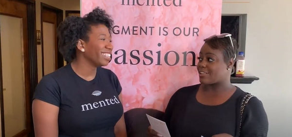 Mented Charlotte Pop-Up Interview