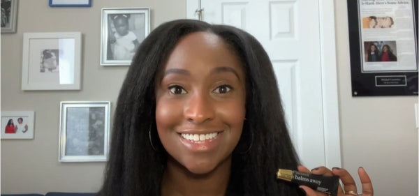 Co-Founder and CEO KJ Miller Shows You Our NEW Balms Away Lip Balm!