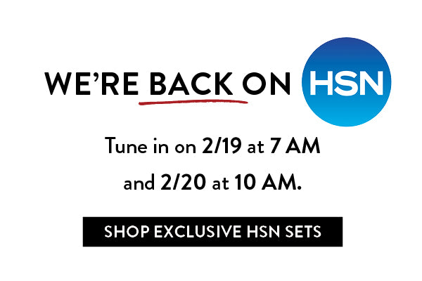 We're BACK on HSN!