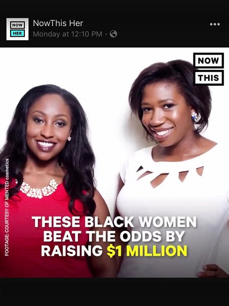 These women raised $1 million for a beauty line that caters to people of color