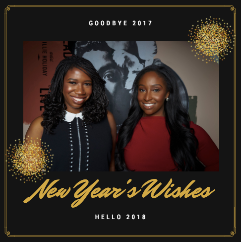 Founder's New Year's Wishes