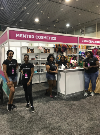 Mented at Essence Festival 2018