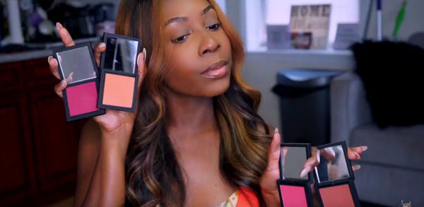 Brown Girl Friendly Blushes: Mented Cosmetics