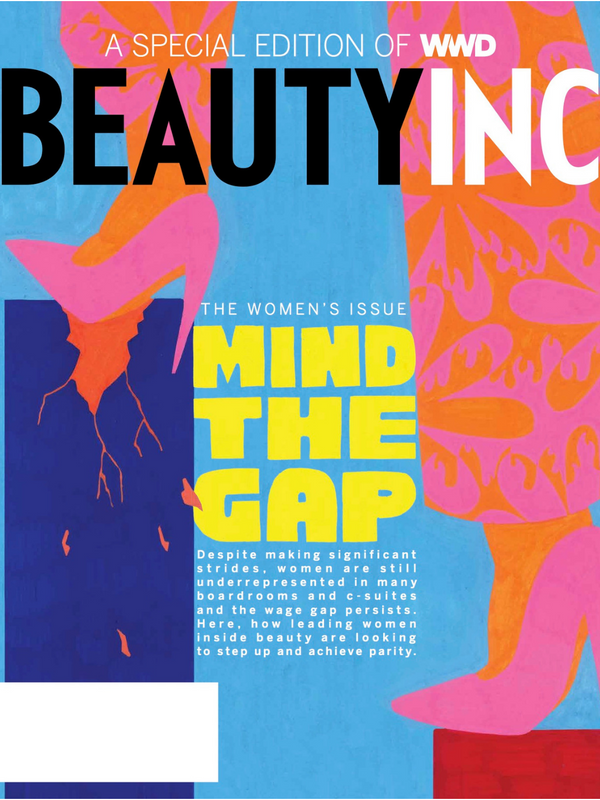 WWD Beauty Inc Issue October 2018, page 36