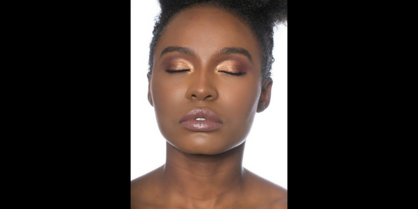 Everyday Eyeshadow Palette - Going Out Bronze Purple Smokey Eye Tutorial