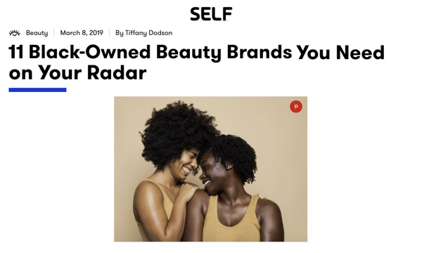 11 Black-Owned Beauty Brands You Need on Your Radar