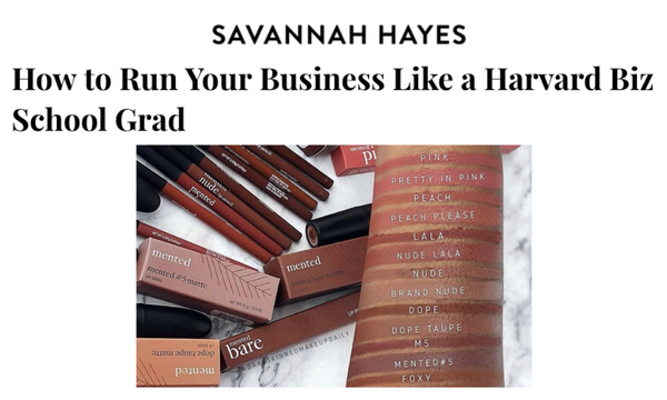 How to Run Your Business Like a Harvard Biz School Grad