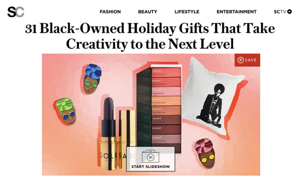 31 Black-Owned Holiday Gifts That Take Creativity to the Next Level