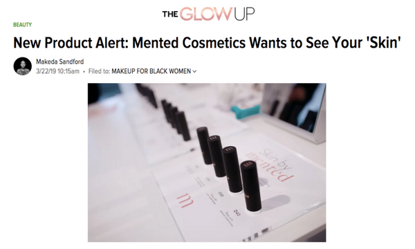New Product Alert: Mented Cosmetics Wants to See Your 'Skin'