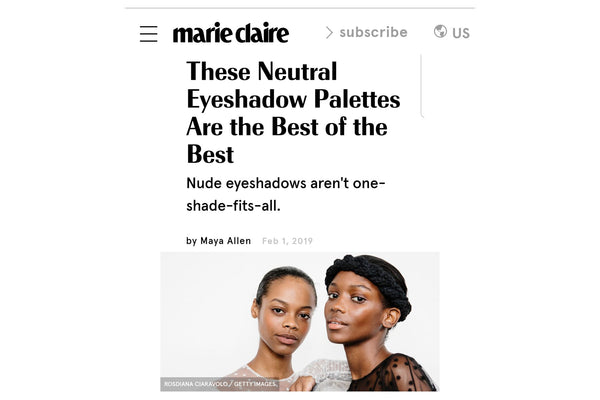 These Neutral Eyeshadow Palettes Are the Best of the Best