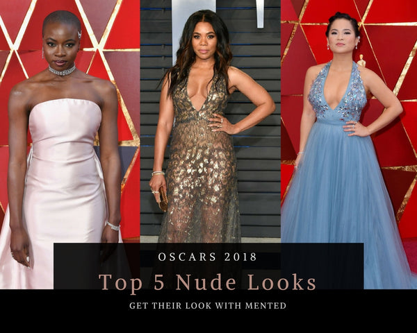 Top 5 Nude Looks: Oscars 2018