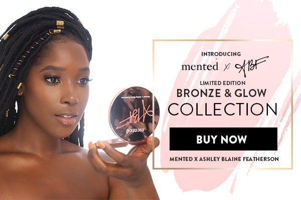 Mented x ABF Bronze & Glow Collection