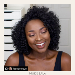 Mented Cosmetics Find Your Shade Write Your Story Nude LaLa