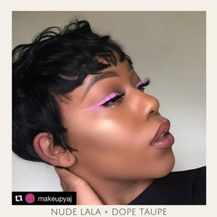 Mented Cosmetics Find Your Shade Write Your Story Dope Taupe