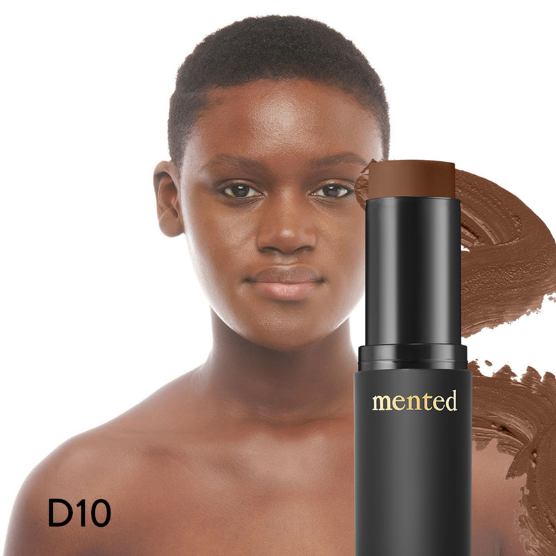 D10 - Rich brown with warm undertones