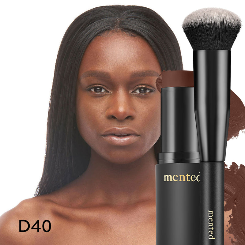 D40 - Deep with neutral undertones