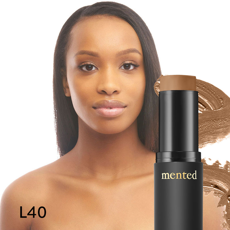 L40 - Light tan with warm undertones