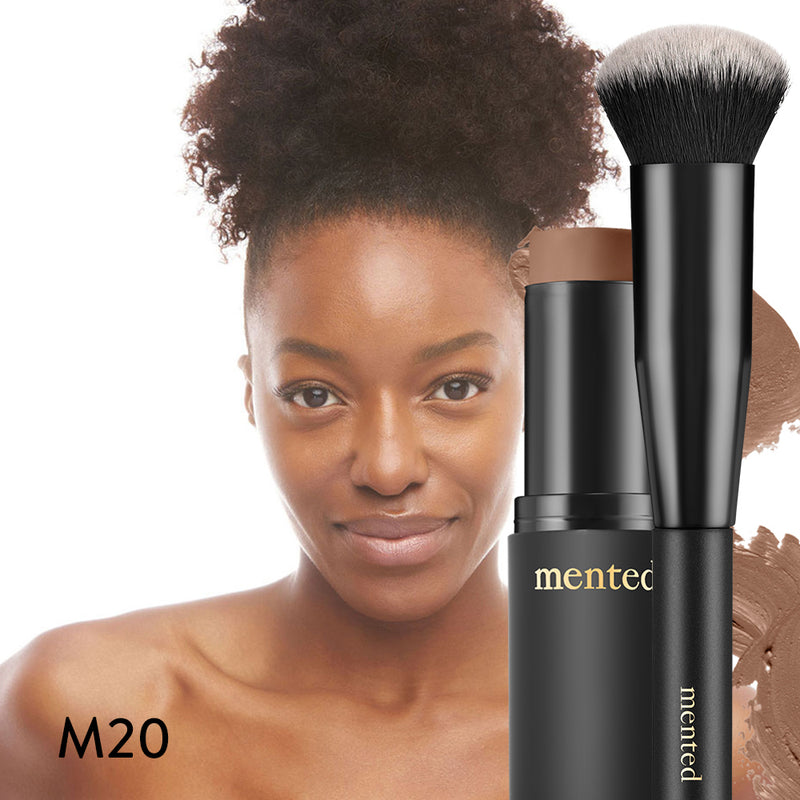 M20 - Medium brown with neutral undertones