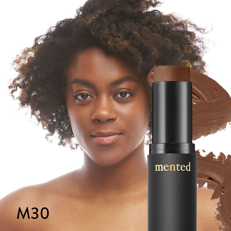 M30 - Medium deep with warm undertones