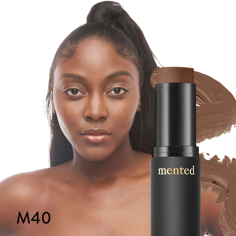 M40 - Medium deep with cool undertones
