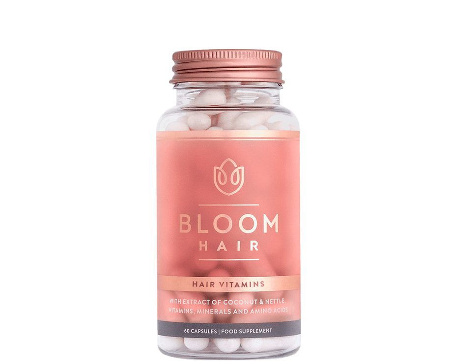 Bloom Hair Vitamins 1‑month supply