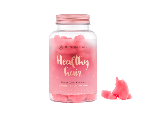 Bloom Hair Unicorn Gummies 1‑month supply