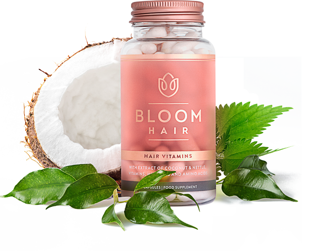 bloom hair product