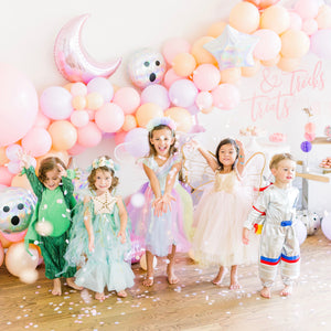The Best Pastel Halloween Party Ever