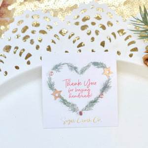 thank you for shopping handmade with Sugar Crush Co