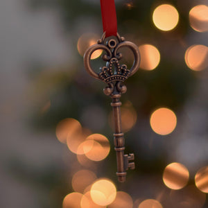 Santa's Magic Key for Christmas Eve
