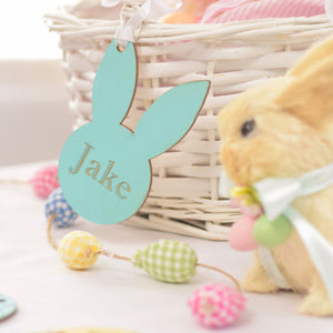 Personalized Easter Basket and Easter Gift Tags