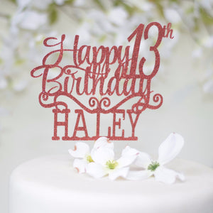Happy 13th Birthday Haley