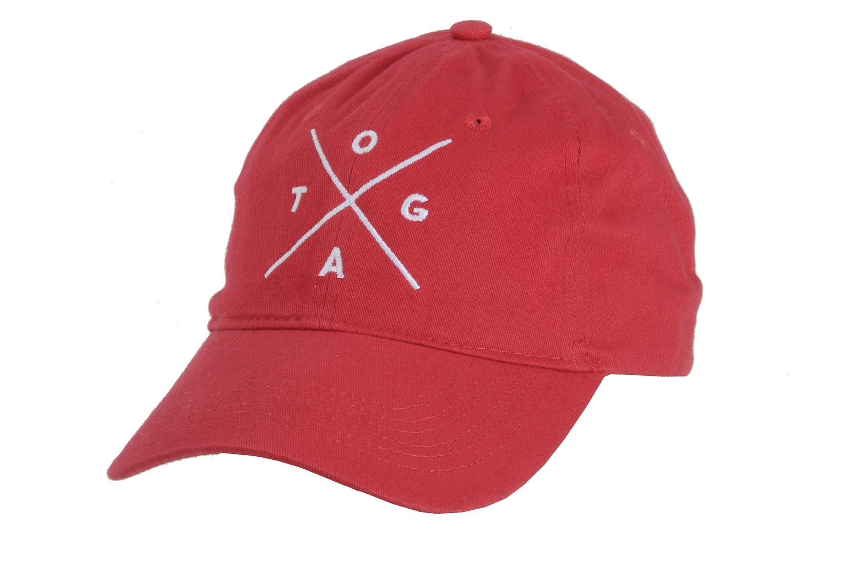 Signature Saratoga Red™ Baseball Hat