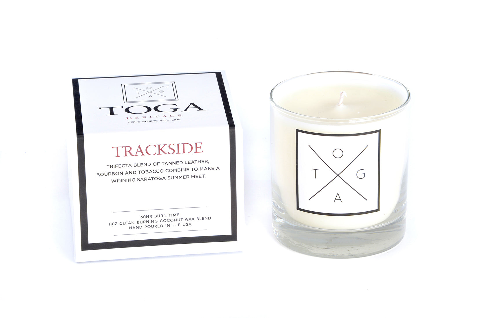 TRACKSIDE Candle