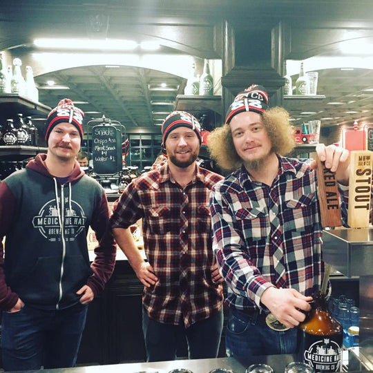 MH Brew Co Custom Toques