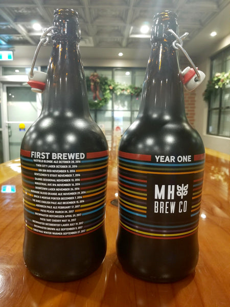 Year One 1 Litre Growler
