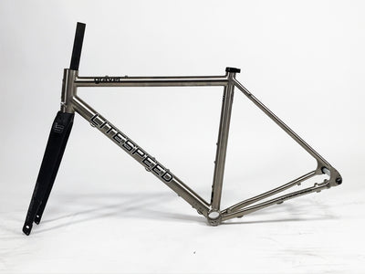 Litespeed Gravel Frame + Fork | Size M, ML