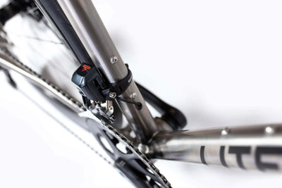 Detail image of seattube brackets