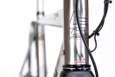 Detail image of T1sl headtube