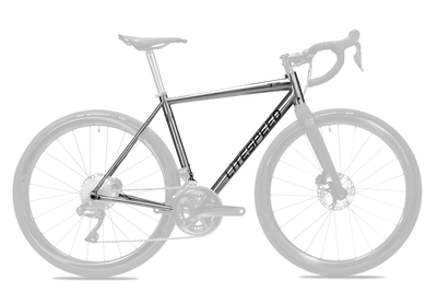 T1sl Disc Frame with black graphics