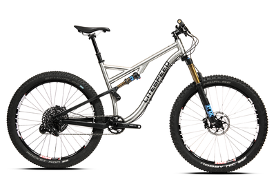Nolichucky MTB with Black Graphics