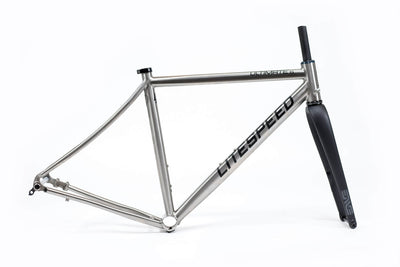 Ultimate Gravel Frame with black decals