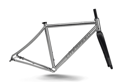 Ultimate Gravel Frame with Etched Graphics