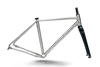 Side view of Internally Routed Watia Frameset