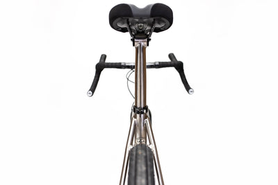 Rear view of Watia Bike