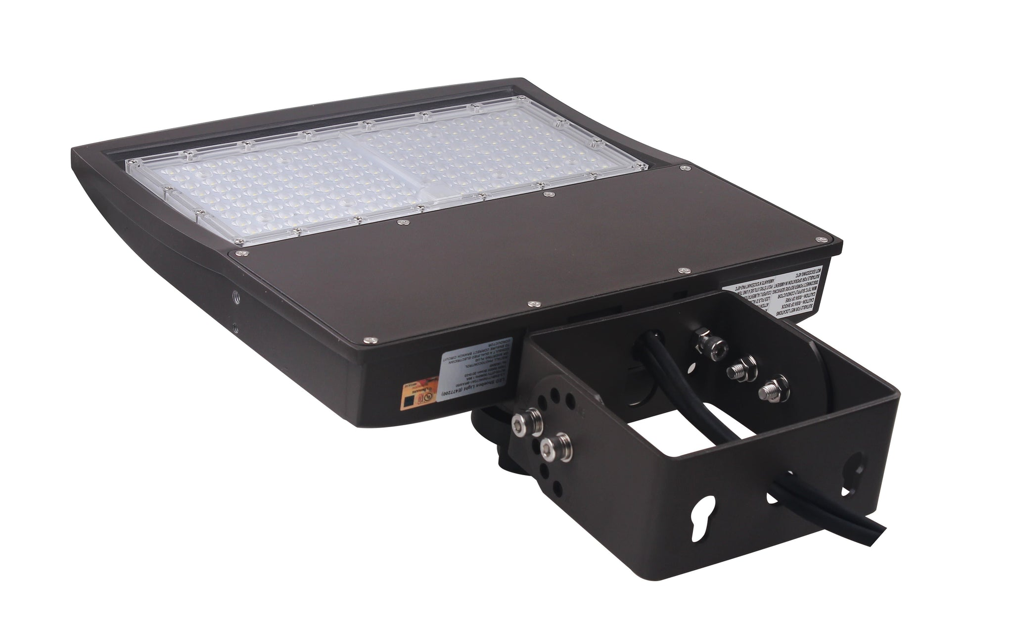 LED Shoebox Gen3 Light 150W 19500LM- Adjustable Yoke Mount